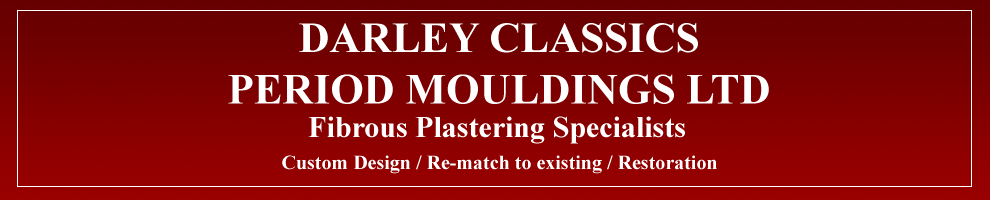 Darley Classics Period Mouldings Ltd